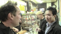 EAT meat, DRINK beer, TALK shit, Tachinomiya Bars in Osaka, Japan
