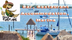 Isla Mujeres, Mexico – Bar, Restaurant, Accommodation and Marina