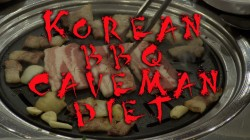 Korean BBQ – No Carb Caveman Weight Loss Diet