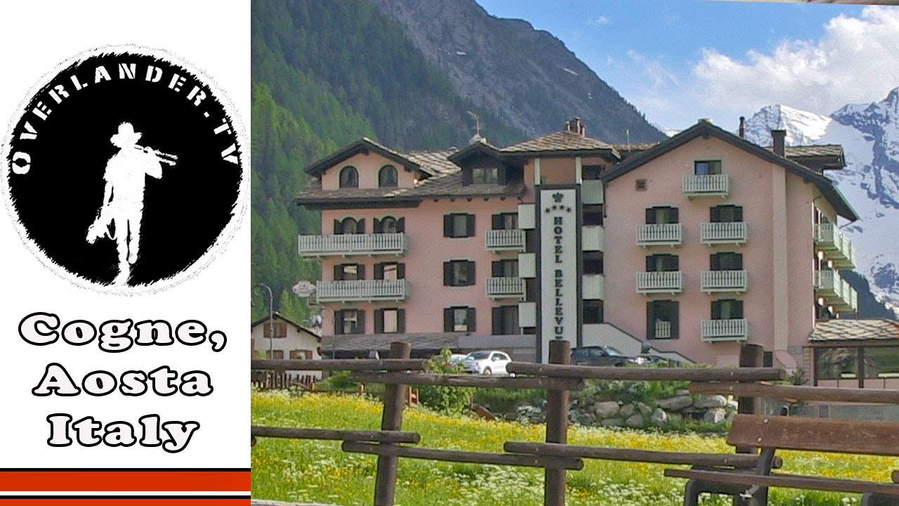 Bellevue Hotel And Spa Cogne Italy